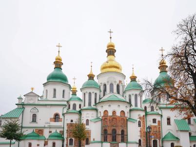 赴乌克兰旅游安全提示